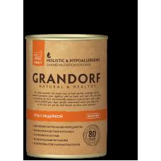 Grandorf влажный корм для взрослых собак всех пород, гусь и индейка в желе
